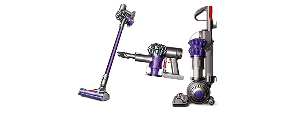 Dyson Vacuums, Your Choice