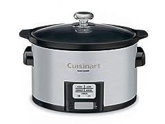 Cuisinart PSC-350FR 3½ Qt. Slow Cooker