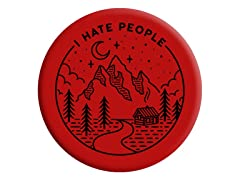 I Hate People PopSocket