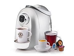 CBTL Single Cup Coffee/Espresso Brewer