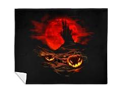 """""""Vampire Castle"""" Blanket"""