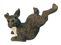 Bound Rabbit Statue, Small