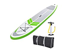 Manta Ray 12' Inflatable SUP & Hand Pump