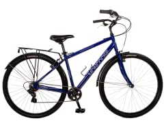 Mongoose Men's XCOM Touring Road Bike