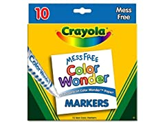Color Wonder Mess Free Coloring Markers