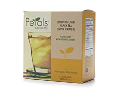 Petals Lemon Black Tea MIx