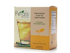 Petals Lemon Black Tea MIx