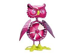 Owl Springee Spinner, Pink