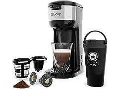 Sboly Coffee Maker Machine