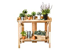 CedarCraftt Cedar Potting / Event Table