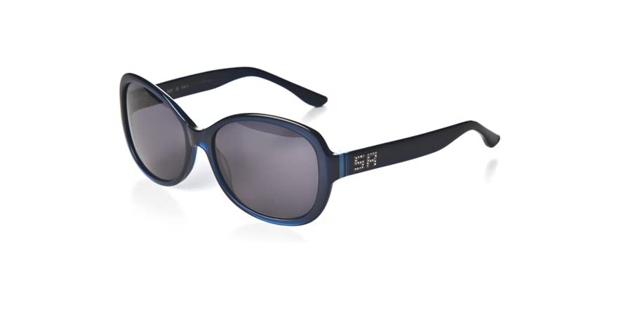 cdeaae73d1 Dark Blue Sunglasses Amari Wayfarer Carbon Fibre ...