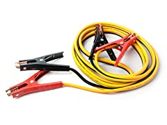 6-Gauge 16-Foot Heavy-Duty Jumper Cable