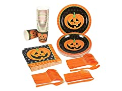 Pumpkin Halloween Party Supplies