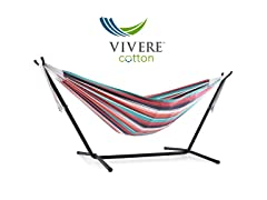 Vivere Cotton Hammock Combo, Your Choice