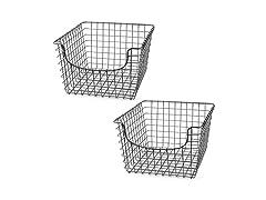 Scoop Wire Storage Basket