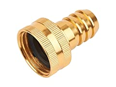 "Metal Female Hose Repair; Fits 1/2"" Hoses"