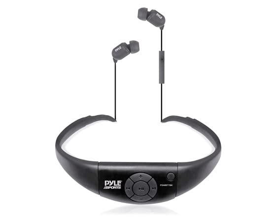 pyle waterproof bluetooth headphones sport woot. Black Bedroom Furniture Sets. Home Design Ideas