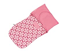 French Terry Swaddle - Pink