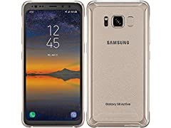 Samsung Galaxy S8 Active 64GB (GSM Only)(S&D)