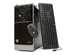 HP Quad-Core Desktop