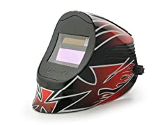 Viper Ghostrider with 1000F Filter Welding Helmet