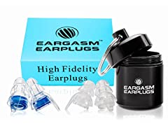 Eargasm High-Fidelity Earplugs