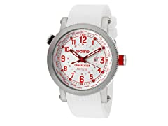 Red Line 18003-02RD-WH Compressor World Time