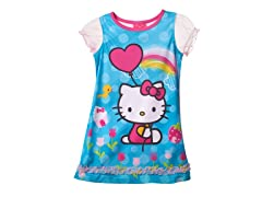 Hello Kitty Toddler Gown