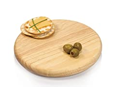 "Picnic Time 7"" Round Cutting Board"