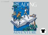 Adventure Awaits in Books!
