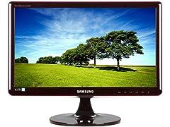 """Samsung 20"""" SA350B LED HD+Monitor"""
