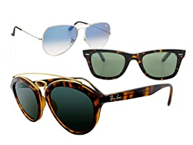 Ray Ban Sunglasses & Optical Frames