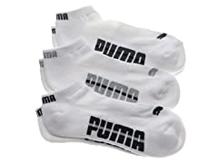 Men's Low Cut 3pk - White/Black/Grey