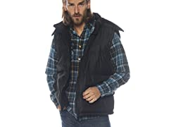 Junction Jacket Men's Padded Vest Jacket