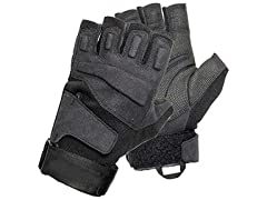 BLACKHAWK Mens S.O.L.A.G. Special Ops 1/2 Finger Light Assault Glove