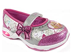 Barbie Light-Up Flat (7-11 Tod)