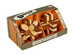 Recent Toys Bamboozler Puzzles 2pc Set