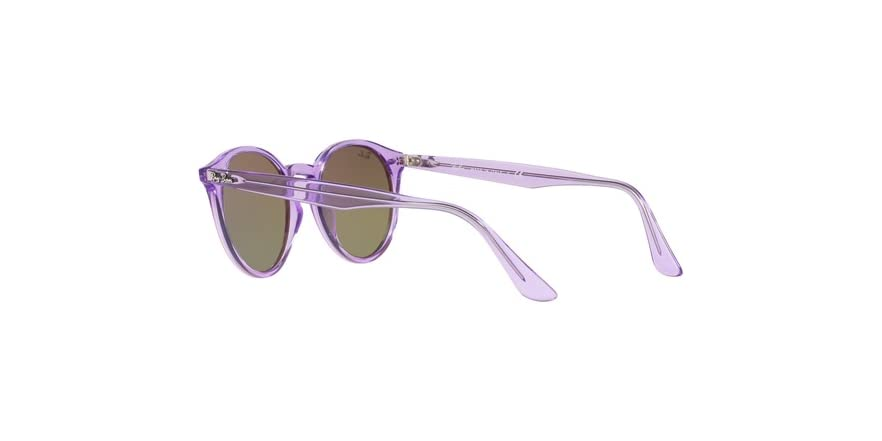 739ef1ed07 Ray-Ban Shiny Violet Sunglasses RB2180