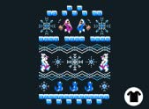 Ice Climber Winter Sweater