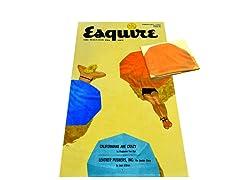 Esquire - Umbrellas Beach Towel