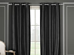 Duck River Daenery's Set of 2 Room Darkening Curtains
