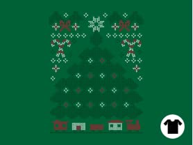 Ugly Holiday Sweater: 2017