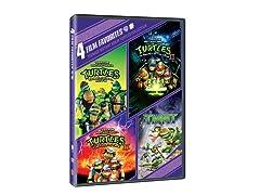 TMNT 4 Film Favs - DVD