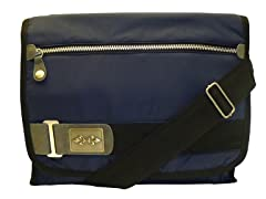 Cultura Messenger Bag, Navy