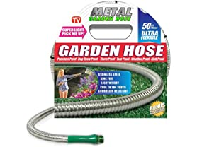 The Original 304 Stainless Steel 50' Garden Hose