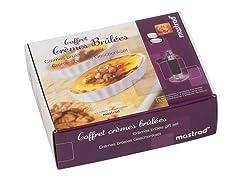 Mastrad Crème Brulee Gift Set