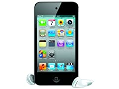Apple ME178LL/A Ipod Touch 16GB Black