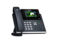 Yealink SIP-T46S IP Phone w/ 16 Line w/ Ethernet
