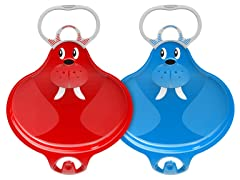Small Sled 2-Pack (Red/ Blue)