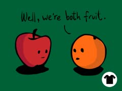 Comparing Apples to Oranges